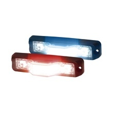 M180smcrb Code 3 M180 Led Multicolor Rojo / Azul Con Interse