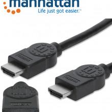 MAN2760003 MANHATTAN MANHATTAN 306126- Cable HDMI de alta ve