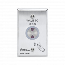 Nts1 Alarm Controls-assa Abloy Boton Sin Contacto Para Salid