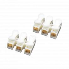 Pcon3 Epcom Powerline Conector Tipo PUSH De 3 Contactos / Pa