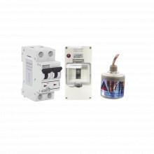 Pl40acd Epcom Powerline Kit De Centro De Carga Para Corrient