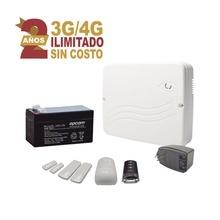 Pro4gltemk M2m Services Kit Profesional De Alarma Cloud Hibr