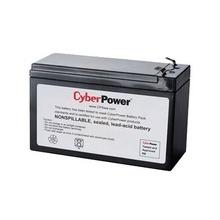 Rb1280 Cyberpower Bateria De Reemplazo De 12V/8Ah Para UPS D