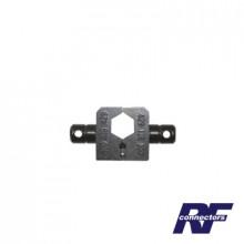 Rfa400905 Rf Industriesltd Dado Para Plegar Conectores De A