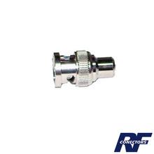 Rfb1139 Rf Industriesltd Adaptador De BNC Macho A RCA Hembr