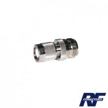 Rft1234 Rf Industriesltd Adaptador En Linea De Conector TNC