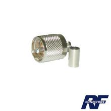 Rfu508x Rf Industriesltd Conector UHF Macho PL-259 De Ani