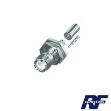 Rp1212c Rf Industriesltd Conector TNC Hembra Inverso Para C