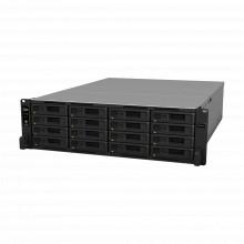 Rs2818rpplus Synology Servidor NAS Para Rack De 16 Bahias /