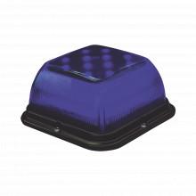 Sb48bb Code 3 Baliza LED SB48 Lente Azul LED Azul 12-24 V
