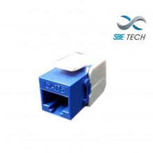 SBT1610007 SBE TECH SBETECH JACKC6BL- Modulo jack keystone R