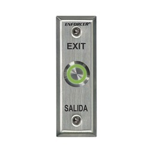 Sd7175sgex1q Enforcer Secolarm Boton De Salida Anti-vandalis