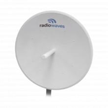 Spd45wns Radiowaves Antena Direccional Dimensiones 4 Ft
