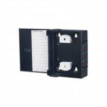 Swic3m01 Siemon Mini Caja De Conexion De Fibra Optica Para