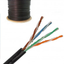 SXN1570004 SAXXON SAXXON OUTPCAT5EGCOPEXT- Cable UTP 100 co
