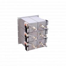 W654617c Emr Corporation Combinador Para 300-650 MHz 6 Cana