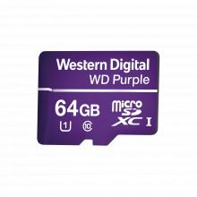 Wd64msd Western Digital wd Memoria MicroSD De 64GB PURPLE