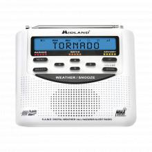 Wr120 Midland Radio Receptor Para Sistema De Alerta Meteorol