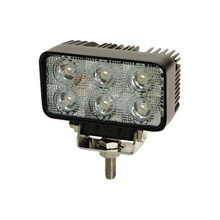 X2411w Ecco Luz De Trabajo Ultra Brillante LED Rectangulares