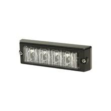 X3704bw Ecco Luz Auxiliar Serie X3704 4 LEDs Ultra Brillant