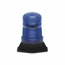 X6262B Ecco Mini Burbuja de LED Serie X6262 Color Azul rojo