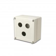Xibox03 Siemon Caja Industrial De Conexion Ruggedized De