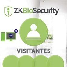 ZKT068012 Zkteco ZK ZKBSVISP10 - Modulo vitalicio de visitas