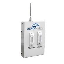 Codeaplus Syscom Transmisor De Dos Panicos Compatible Con La