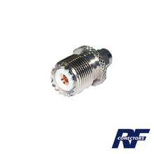 Rsa3457 Rf Industriesltd Adaptador En Linea De Conector SMA