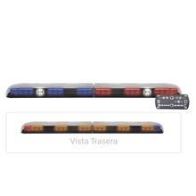 Vtg48rba Ecco Barra De Luces Vantage Ultra Brillante Con 64