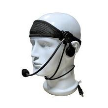 Txm10h07 Txpro Auriculares Militares Con Microfono De Brazo