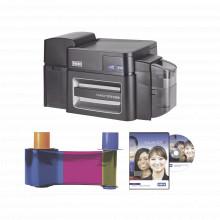 50616 Hid Kit De Impresora Profesional De Doble Cara DTC1500