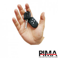 5400028 Pima Control remoto con 4 teclas controles remotos