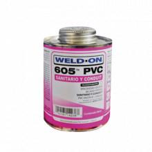60512l Cresco Pegamento Para PVC 473 Ml tuberia pvc / regist