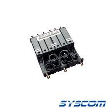 Sys15331 Epcom Industrial Duplexer VHF De 6 Cavidades Para 1
