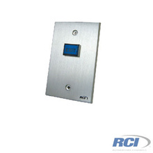 970mo12v Rci - Dormakaba Boton De Salida/ Placa Aluminio REF