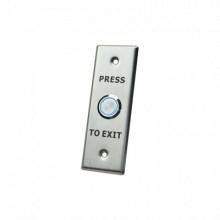 ACCESS40 Accesspro Boton de salida con aro iluminado/ IP65 A