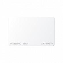 Accessdualum Accesspro Tarjeta Tecnologia Dual RFID UHF 9