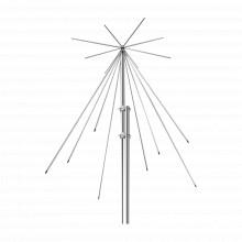 Ah8000 Icom Antena Omidireccional De 3db De Ganancia Entrad