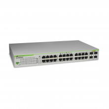 Atgs9502410 Allied Telesis Switch Gigabit WebSmart De 24 Pue