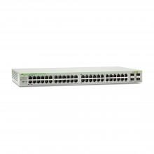 Atgs95048ps10 Allied Telesis Switch PoE Gigabit WebSmart De