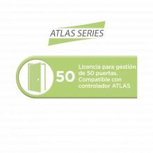 Atlasac50 Zkteco Licencia Para 50 Puertas Compatible Con Con