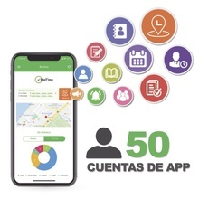 Biotimeapp50 Zkteco Licencia Para Realizar Checadas De Asist