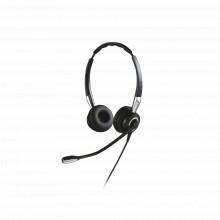 Biz2400duoqd Jabra BIZ 2400 Duo Auricular De Gran Rendimient
