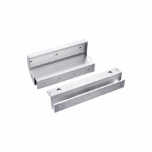 BU600DLED Accesspro Montaje para puertas de Solo Cristal par
