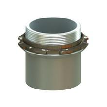 Catu3807 Catusa Conector 1/2 13mm Sin Tornillo Galvanizado