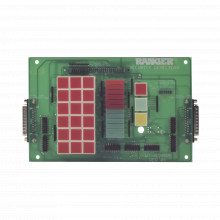 Displayi18zl Ranger Security Detectors Display Para Puerta D