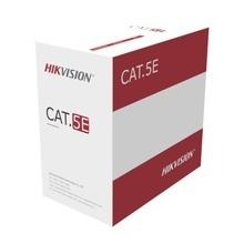 Ds1ln5eugcca Hikvision Bobina De Cable UTP 305 Mts / Cat 5E