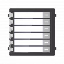 Dskdkk Hikvision Modulo De Botones Para Videoportero Modular