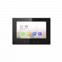 Dskh6220le1 Hikvision Monitor IP Lite Color NEGRO No Touch